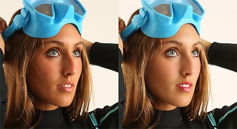 Photo retouching, Photo retouching service