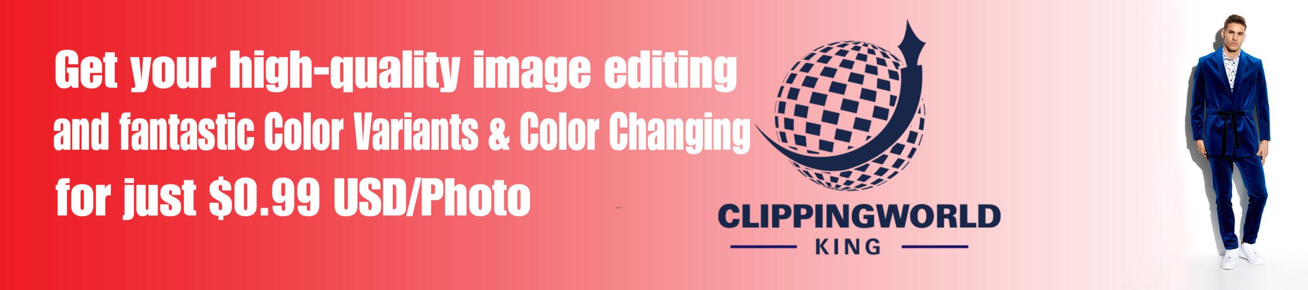 , Color variants & color changing
